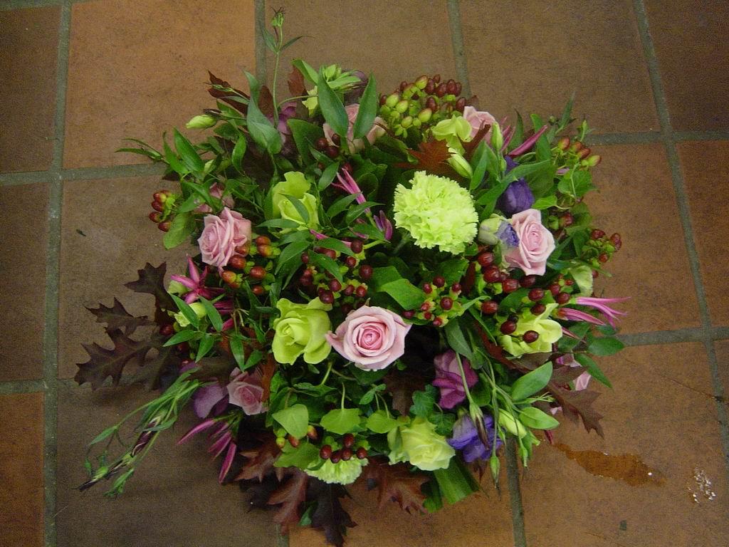 Abby lempers bloemen boeket bloem decoratie bloemstuk for Bloemen decoratie