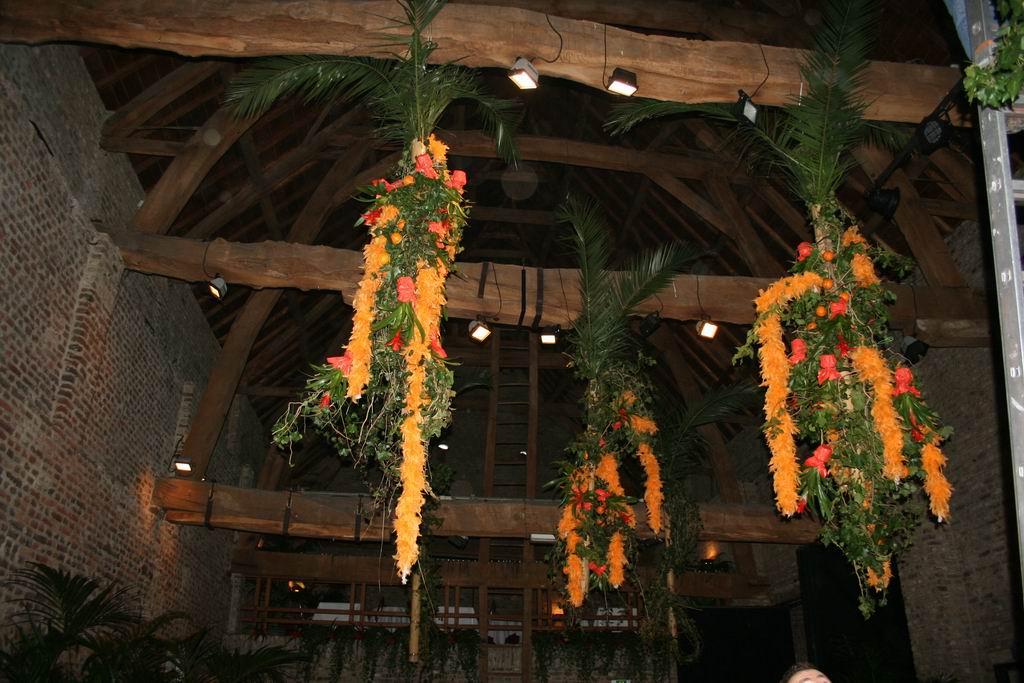 Plafond decoraties 12