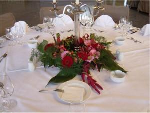 tafel decoraties
