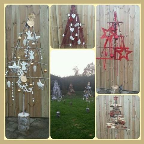 workshop alternatieve kerstboom