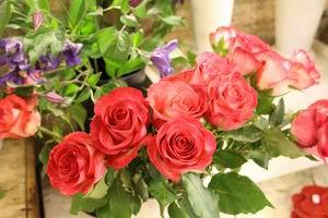 Bos bloemen 01