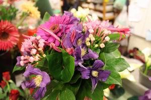 Bos bloemen 05